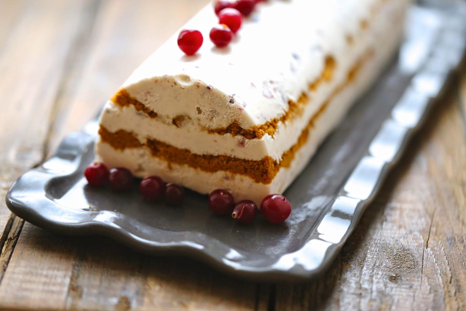 Buche glacee fruits thermomix