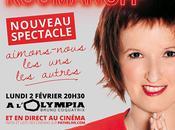 Anne Roumanoff présente nouveau spectacle l'Olympia