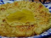 Hommos Crème pois chiche)