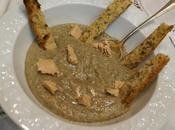Crème Lentilles Foie Gras