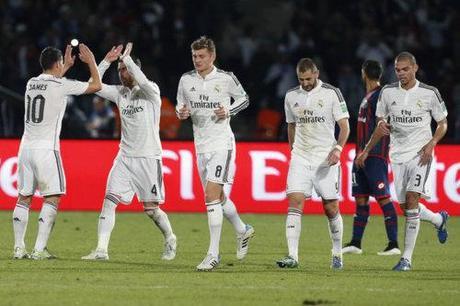Coupe du monde des clubs : le Real Madrid rafle la mise