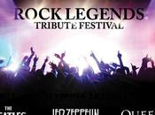 Rock Legends Tribute Festival Avril 2015 Palais Sports