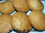 petits moelleux gingembre cannelle