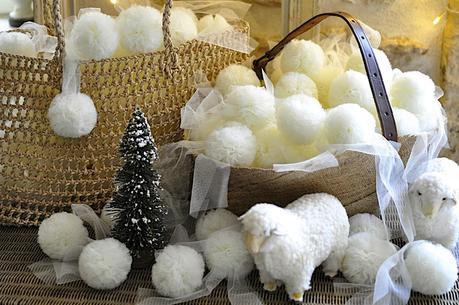 Noël blanc en Provence