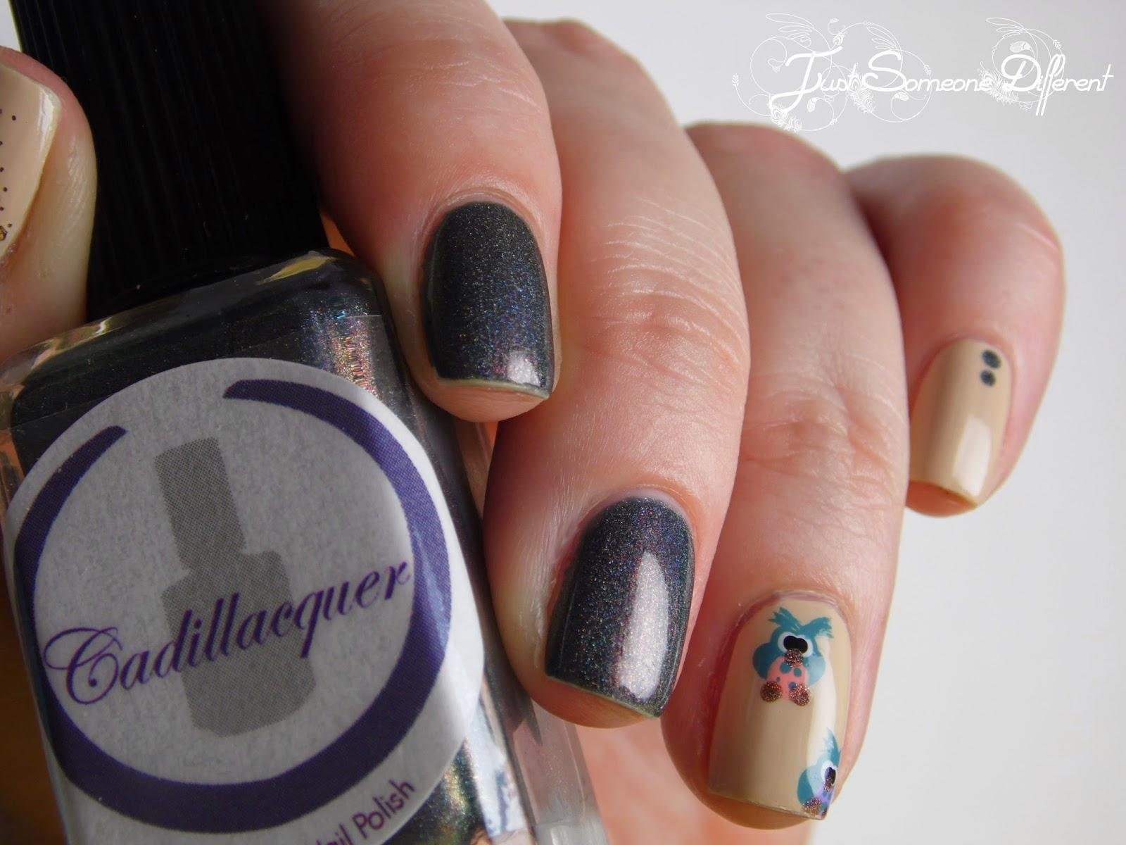 Owl you doing? - Day is Gone by Cadillacquer