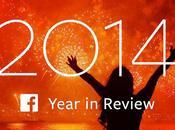 [Vidéo] L'année 2014 Facebook