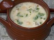 Chorba beida (soupe blanche)