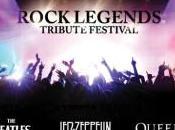 Vivez l'incroyable, legendes Rock live