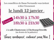 Grand Evenement Demarle lundi janvier Cherbourg
