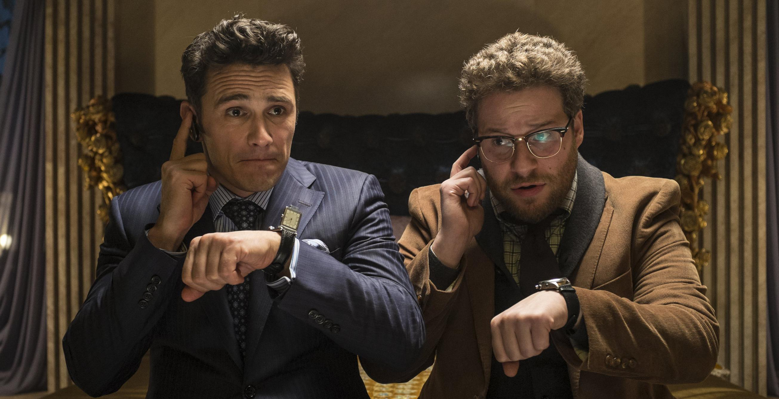 Image tirée du film The Interview (Photo : Columbia Pictures).