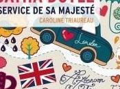 Agatha Doyle service majesté Caroline Triaureau