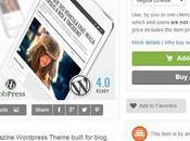 Thème PRESSO pour WordPress, must