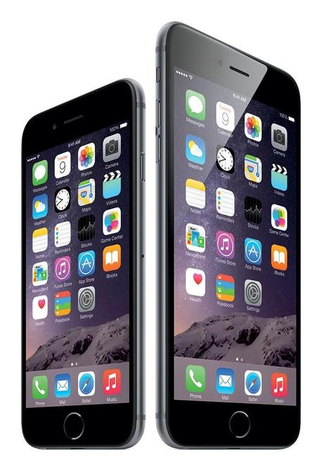 iPhone 6 & iPhone 6 Plus: les nouveautés