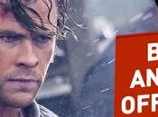 Coeur l'Océan Chris Hemsworth affronte Moby Dick