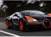 Bugatti prochaine étape km/h