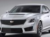 Cadillac CTS-V 2016 Quand familiale prend dessus
