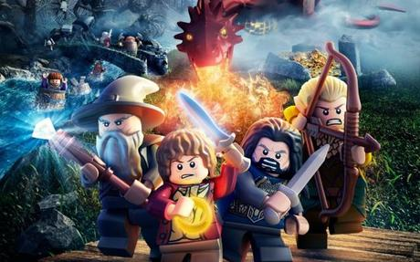 Nouveau dans le Mac App Store, LEGO Le Hobbit