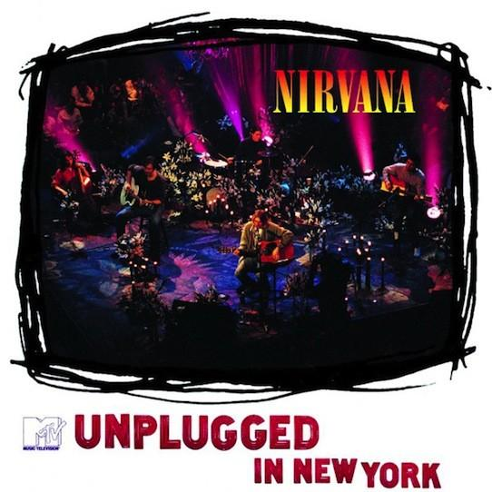Nirvana #3-Unplugged In New York-1993/94