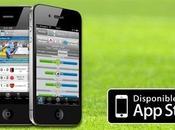 L'app Ligue Football Professionnel iPhone s'offre nouveau design