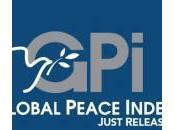 pays scandinaves, parmi plus pacifiques Monde