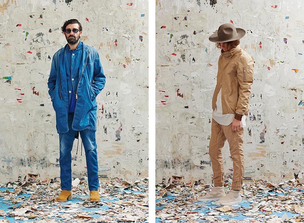 NONNATIVE – S/S 2015 COLLECTION LOOKBOOK