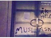 ALERTE INFO- mosquée attaquée Suède!