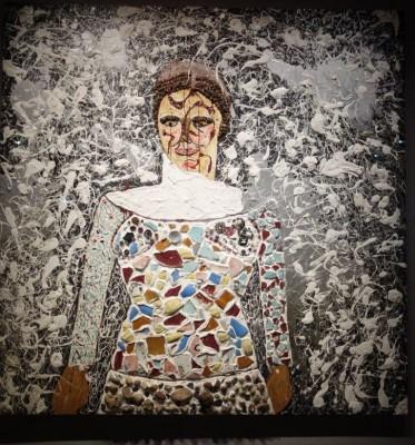 Niki de St Phalle Autoportrait 1958 - 1959