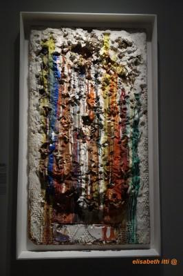 Niki de St Phalle, séance galerie J 1961