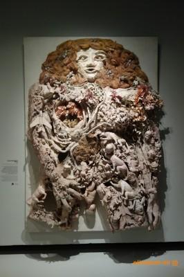 Niki de St Phalle, the White Goddess 1963