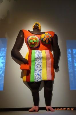 Niki de St Phalle, la Nana Power