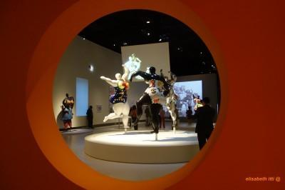 Niki de St Phalle les Nanas