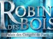 Robin Bois comédie musicale avec M.Pokora soir