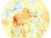 L'océan Arctique absorbe plus lumière solaire