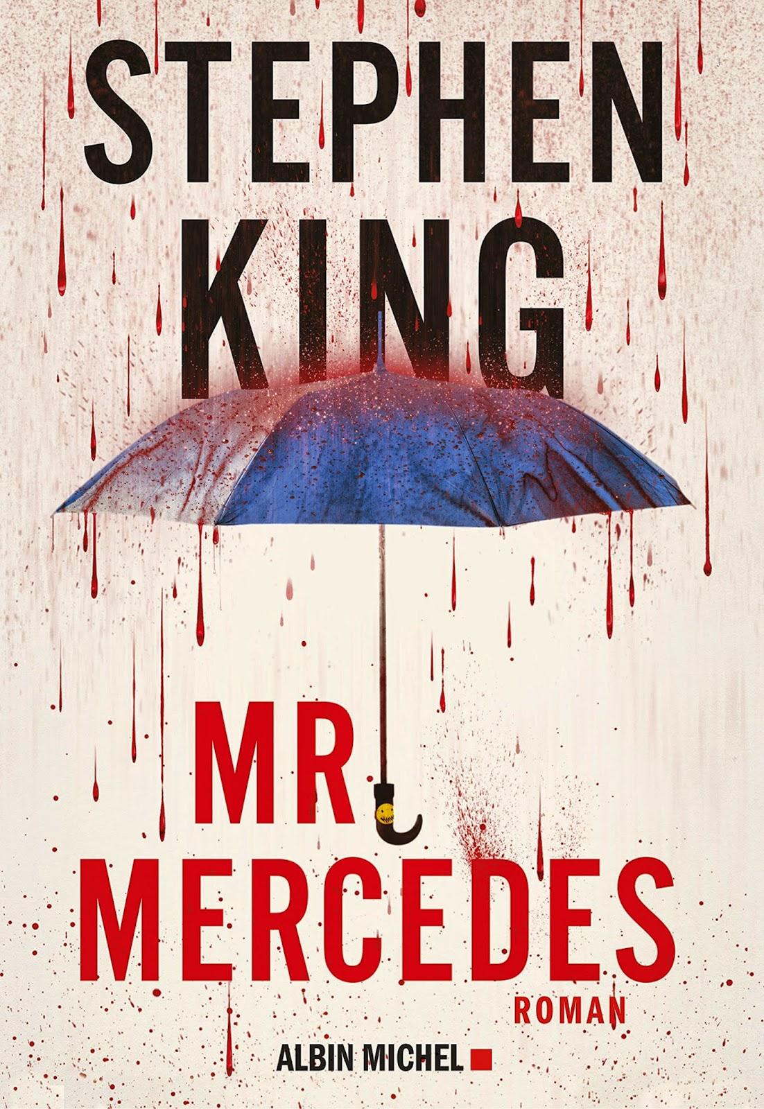 News : Mr Mercedes - Stephen King (Albin Michel)