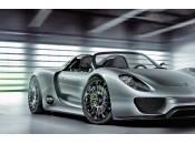 Porsche Spyder second rappel