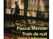 Train nuit pour Lisbonne, Pascal Mercier