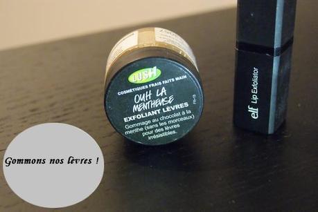 Ouh la mentheuse - Lip Exfoliator