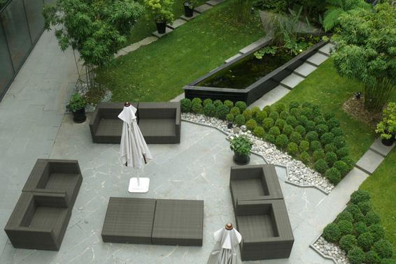 3 grandes tendances pour un jardin contemporain. - Paperblog