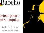 Babelio présente étude lecteur polar