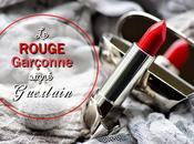 rouge Garçonne signé Guerlain