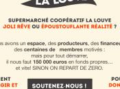 Louve, coopérative alimentaire participative