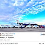 Floyd Mayweather: Bienvenue dans son monde fait de «Money»