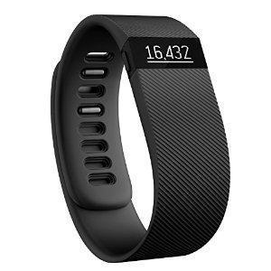 Fitbit Charge Bracelet tracker d'activités/de sommeil Noir Taille L FITBIT CHARGE BLACK LARGE Suivez avec précision tous les jours vos stats comme les pas parcourus, la distance parcourue, les calories brûlées, les marches gravies, et les minutes...