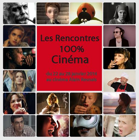 Les Rencontres 100 % Cinéma
