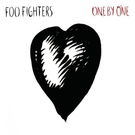 Foo Fighters #4-One By One-2002