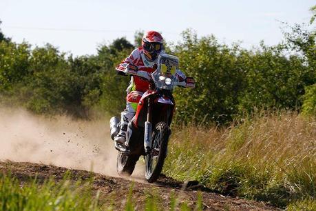 RandoEnduro SudOuest shared Dakar Rally's photo.