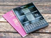 Voici sélection d'accessoires pour Blackberry Passport