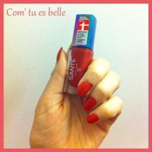 vernis a ongles sante