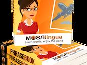 Vidéo test MosaLingua, célébrité