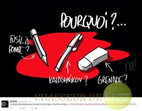 un_hommage_à_charlie_hebdo_dessins_buzz
